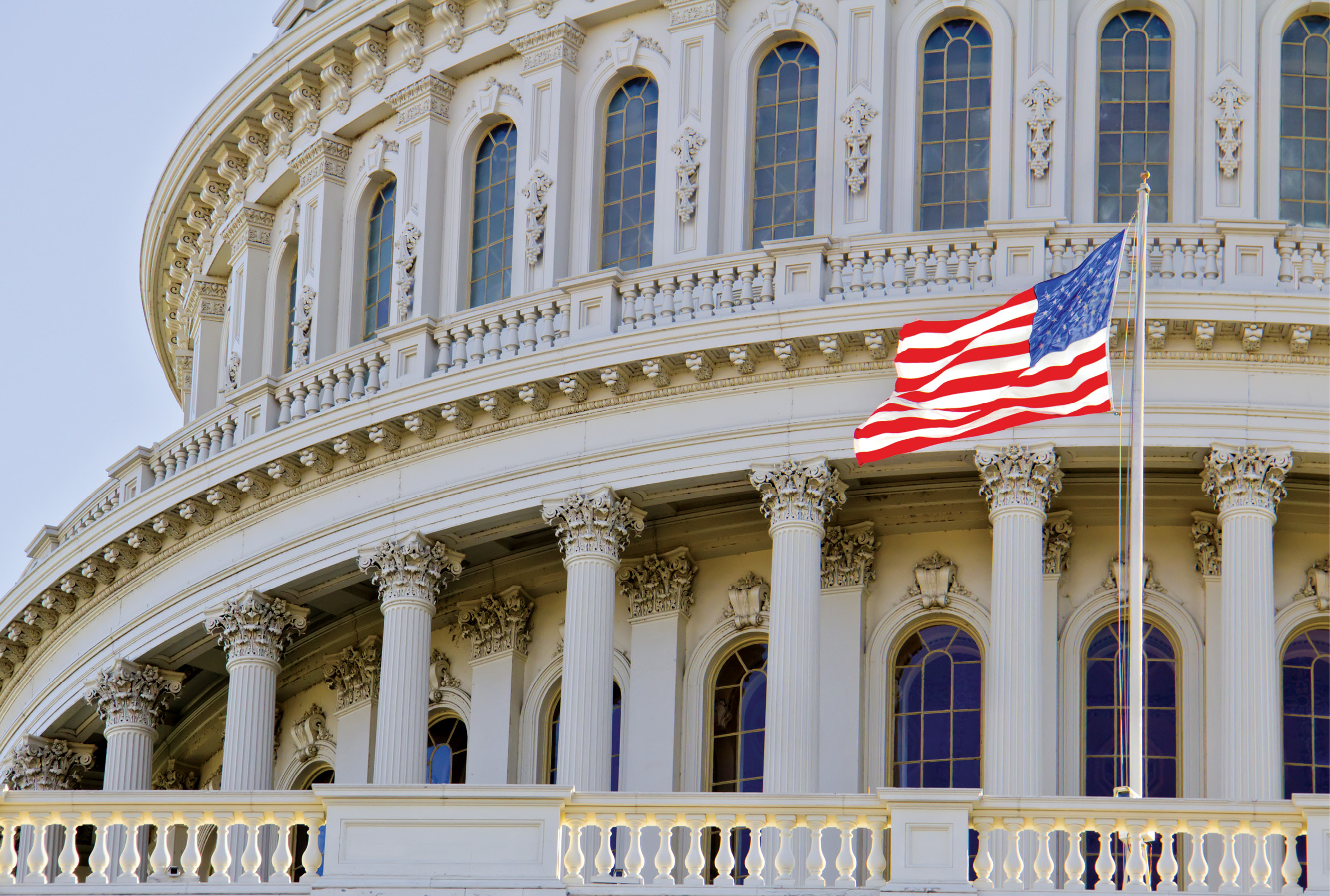 Washington DC: US Capitol Building