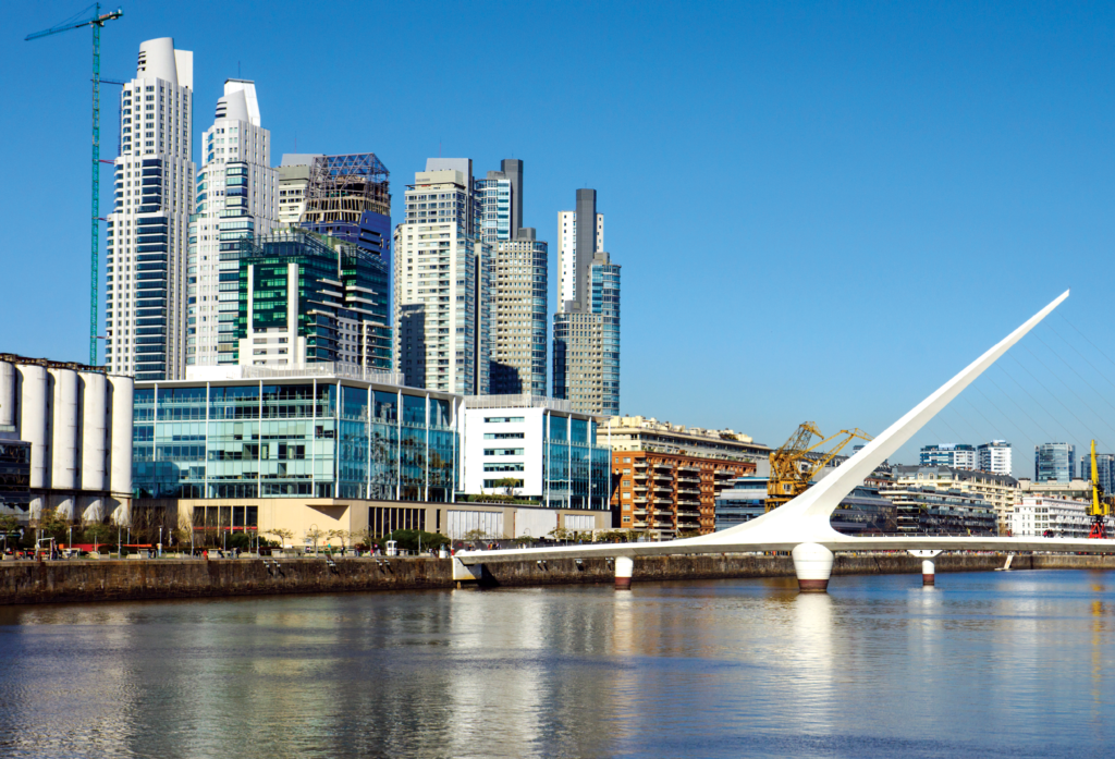 Buenos Aires, Argentina: Puerto Madero District