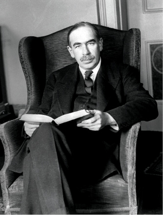 JM Keynes: Not so Bad After All