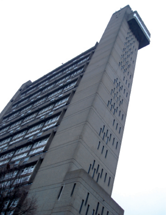 Trellick Tower: Brutalist Architecture for the Moneyed