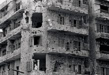 Lebanon Bomb Damage