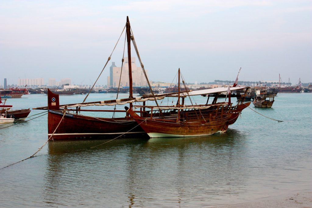 Dhow Qatar Trade
