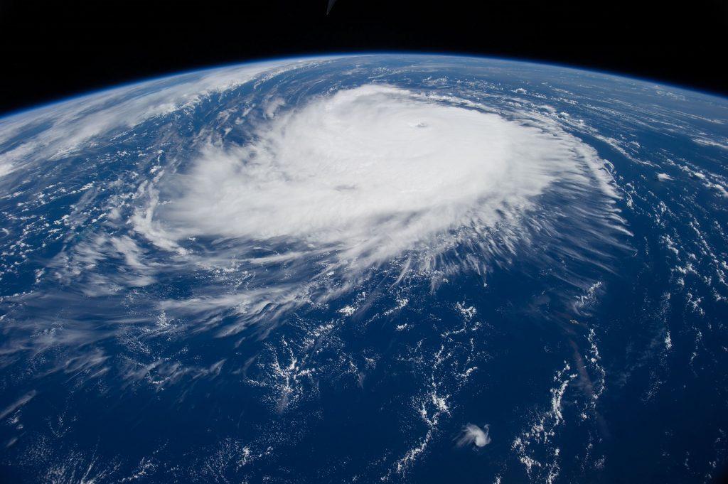 Hurricane ISS