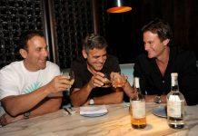 Mike Meldman, George Clooney, Rande Gerber