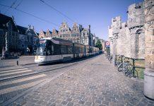 Tram Ghent