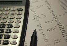 Calculator Accounts Tax