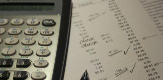 Calculator Accounts Tax