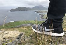 Nike Shoes Landscape