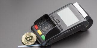 Bitcoin with credit card and POS terminal