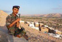 Yemeni Military Shibam