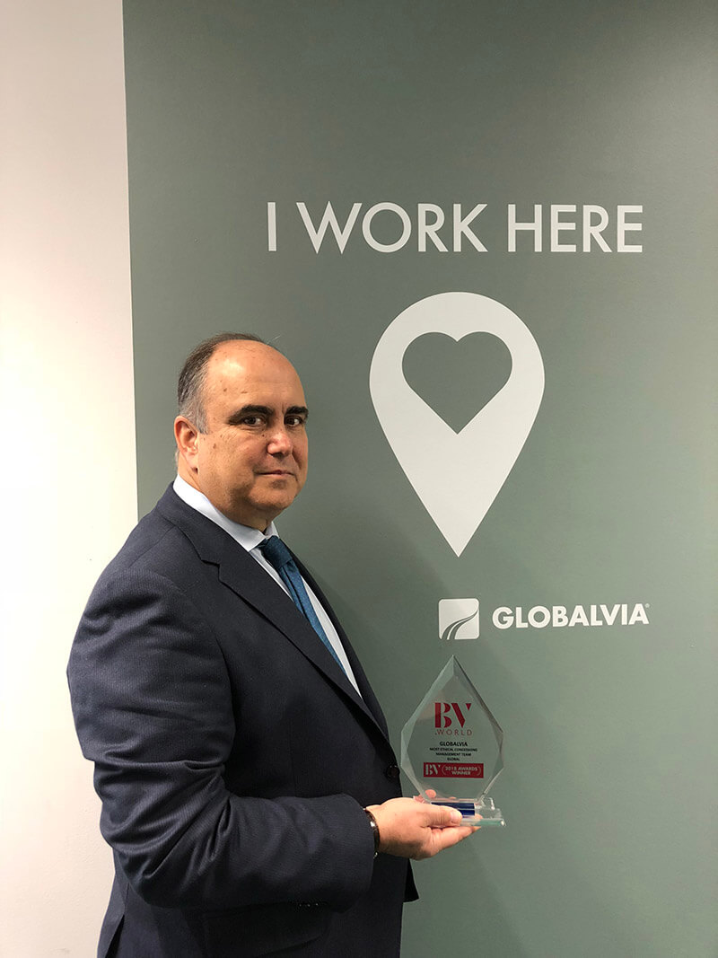 Javier Pérez Fortea - CEO Globalvia