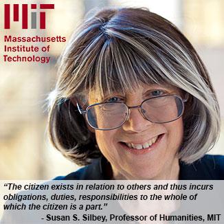 Susan Silbey, MIT