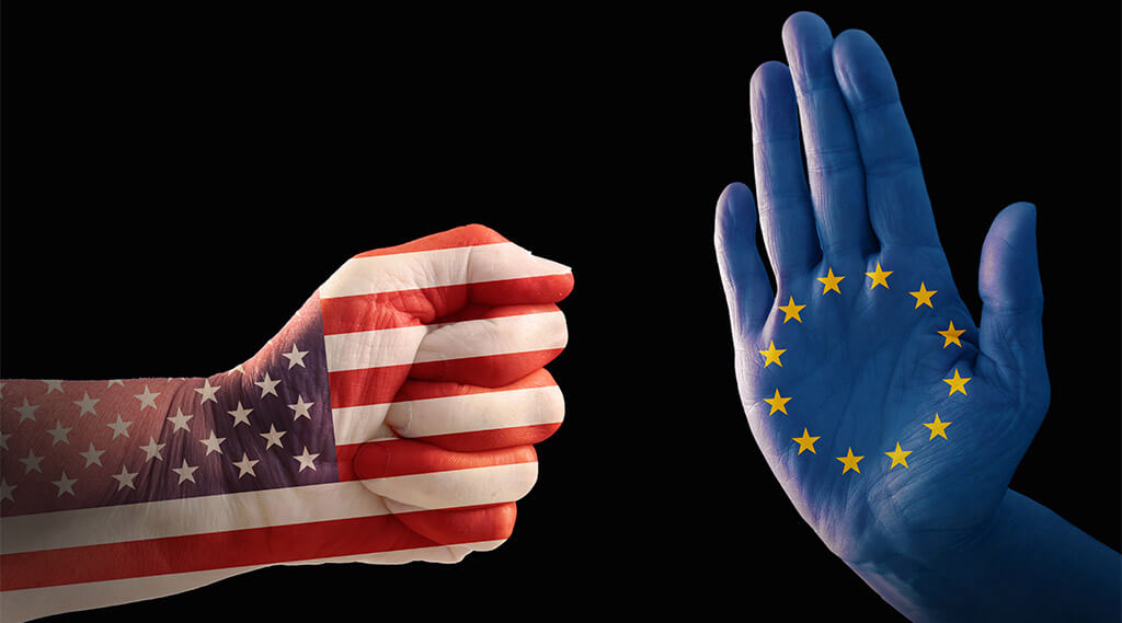 Trade War US vs EU