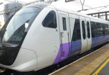 Class 345 Crossrail Train