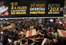 Black Friday in Brazil