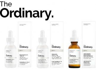 Deciem skin care line: The Ordinary