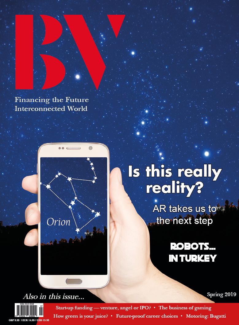 BV Spring 2019 Cover
