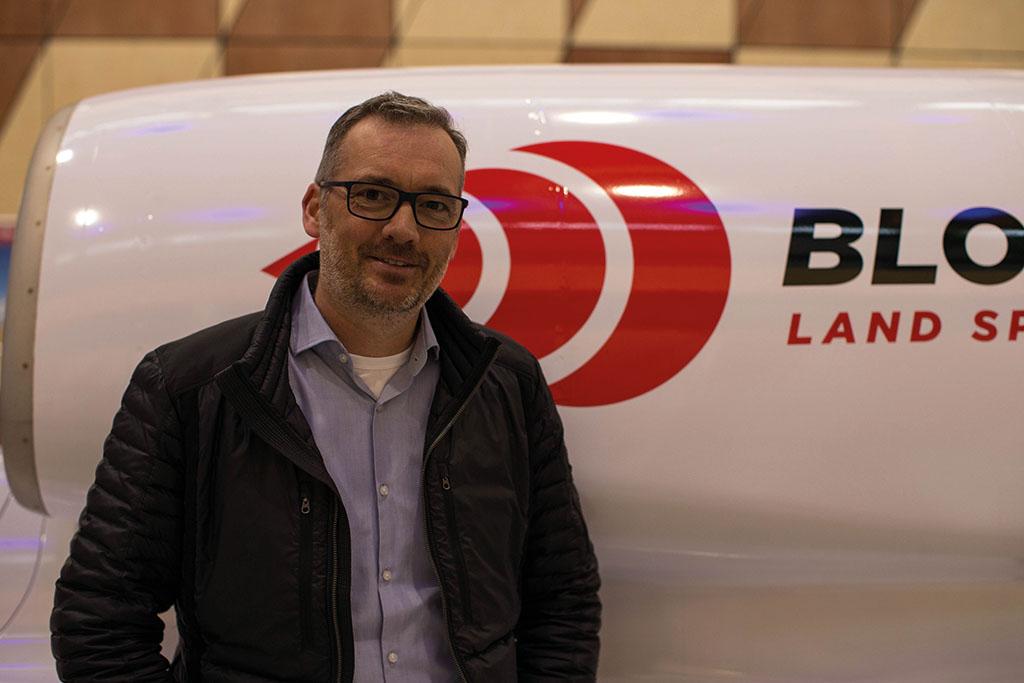 Bloodhound CEO: Ian Warhurst