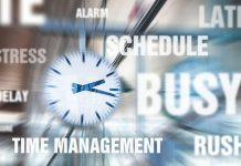 Stress, Busy, Time Management