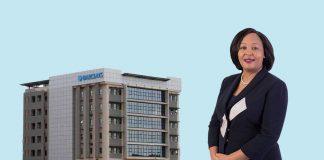 Barclays Botswana Head Office and CEO