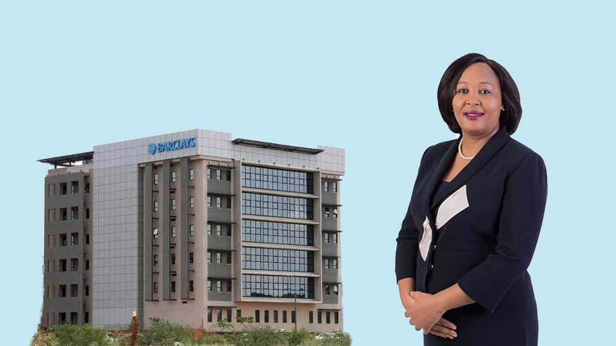 Barclays Botswana Head Office and CEO