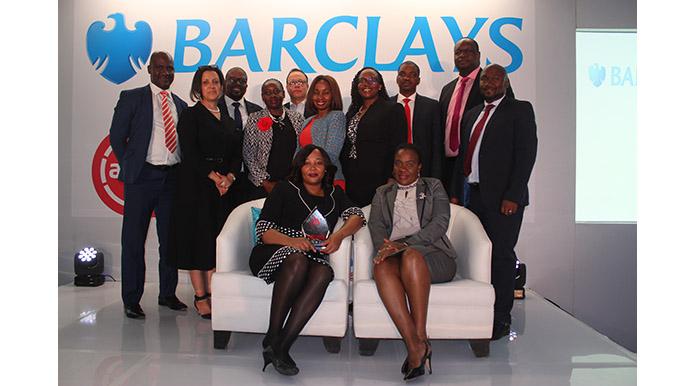 Barclays Botswana Management Team