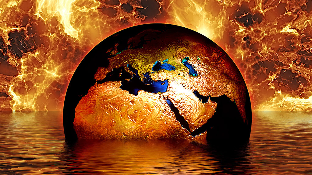 Earth, Climate Change
