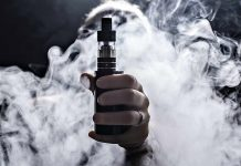 e-cigarette, vaping
