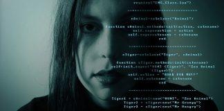 Woman coder, gender equality