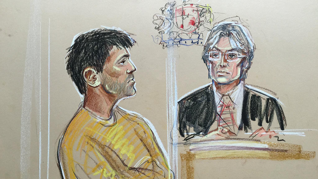 Navinder Sarao in court