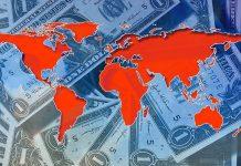 Hot Earth on Dollar Bills