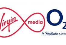 Virgin Media and O2 logos