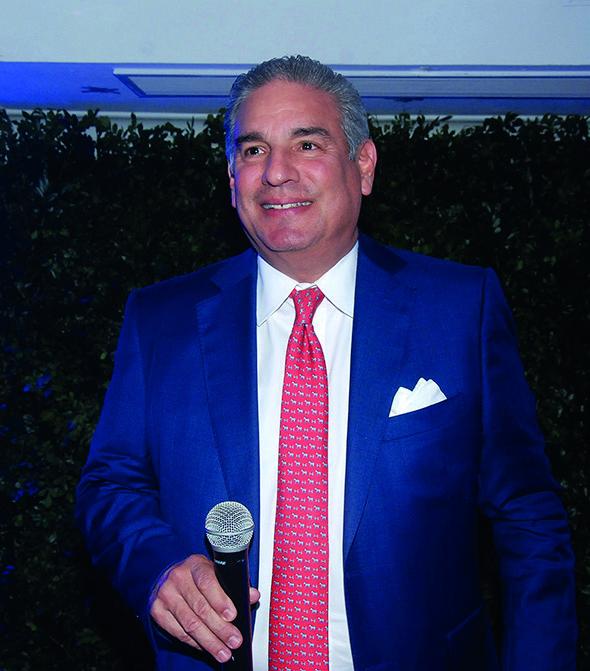 ActiveRE CEO Juan Antonio Nino Pulgar