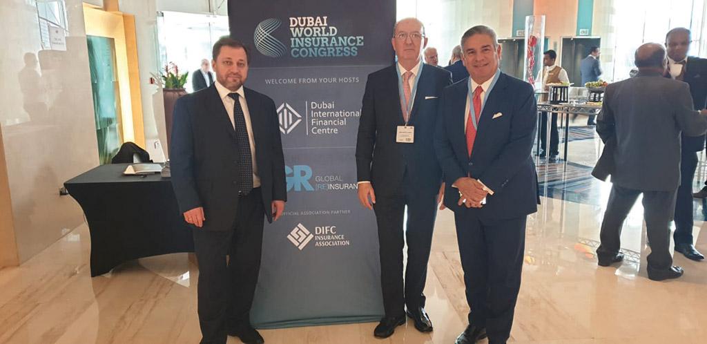 ActiveRE at Dubai Insurance Congress