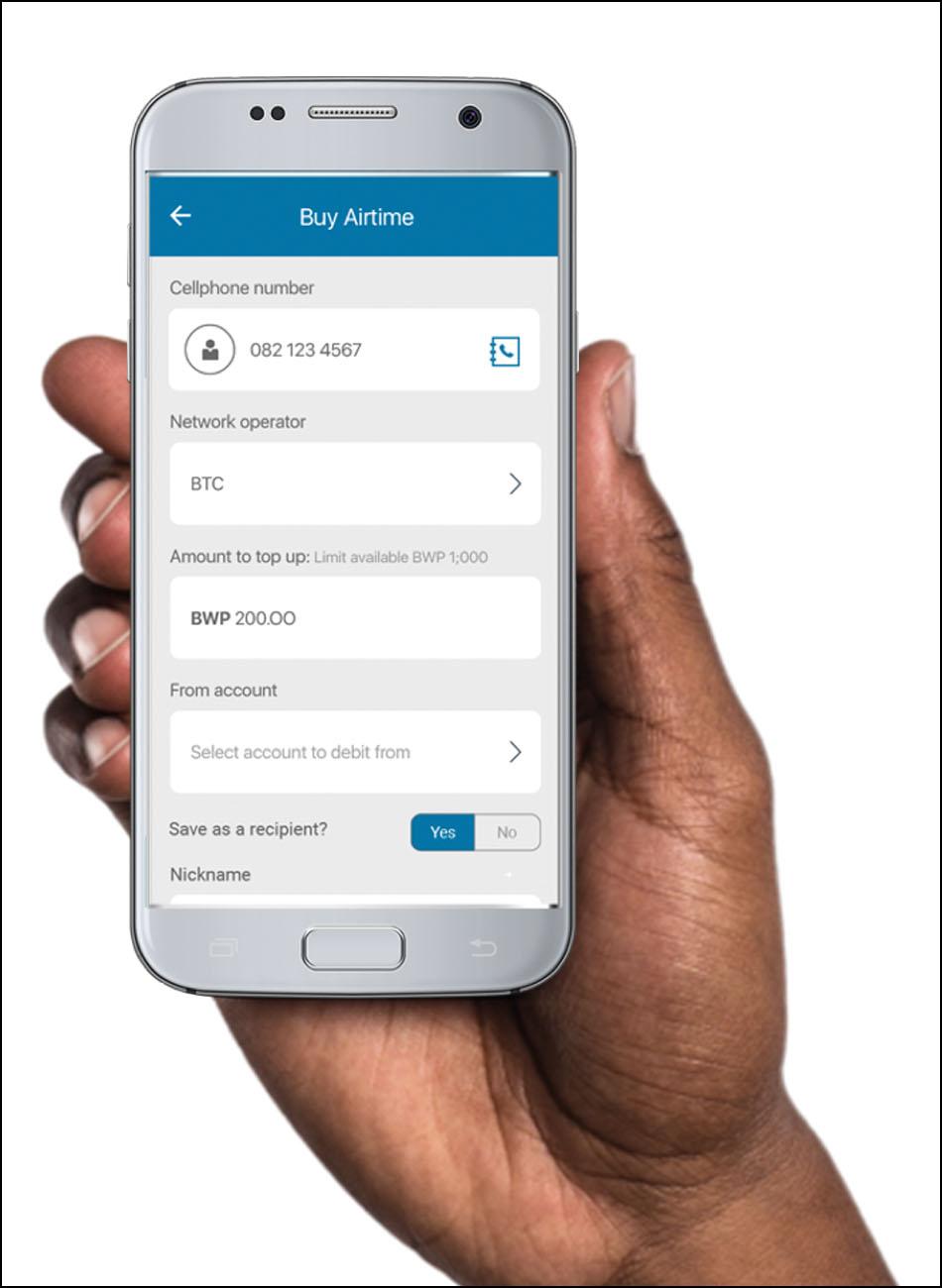 Barclays Botswana Mobile Banking