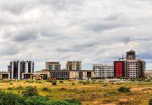 CBD Gaborone Botswana