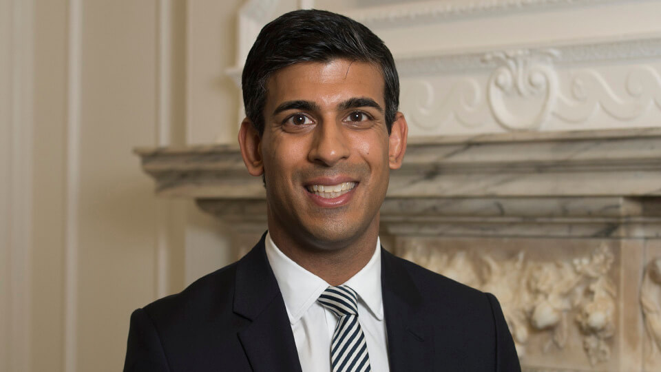 Rishi Sunak, UK Chancellor