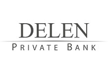 Delen Private Bank logo