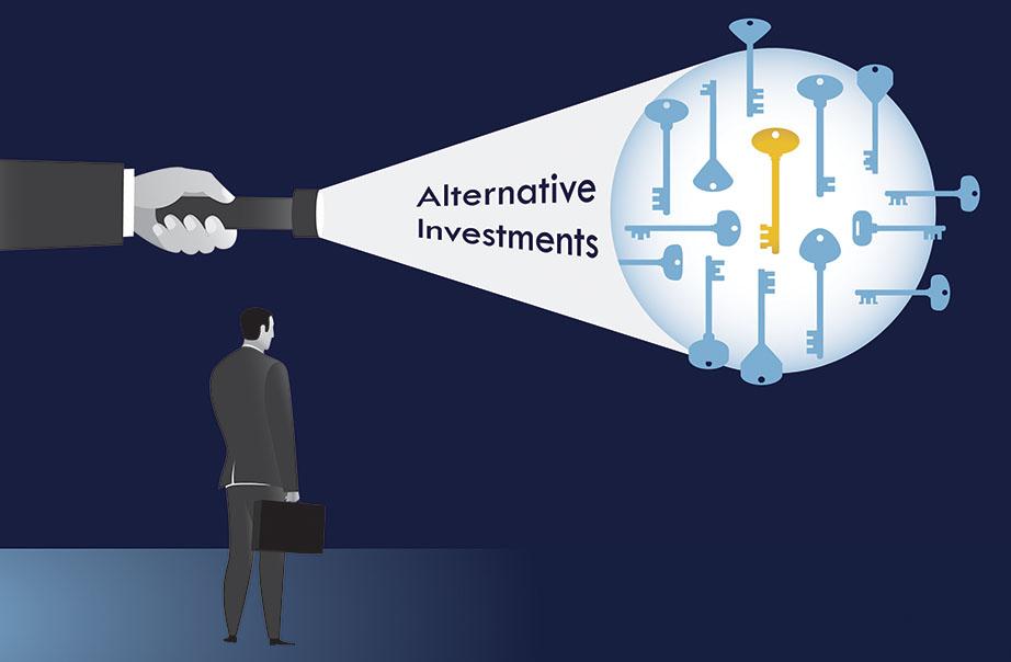 Alternative investments illustration