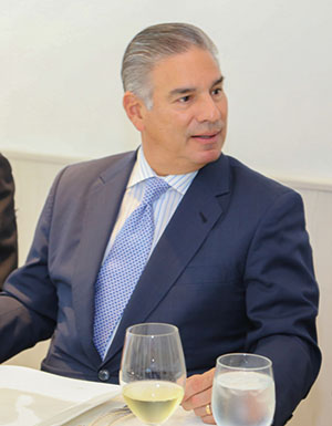 Juan Antonio Nino Pulgar, chairman and CEO