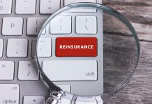 Keyboard Reinsurance Magnifying Glass