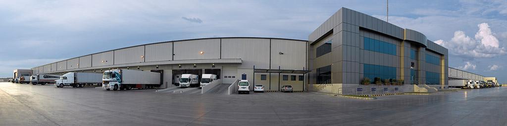 Tamer distribution centre