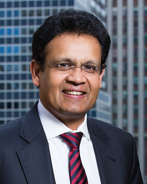 Kris Canekeratne, CEO of Virtusa