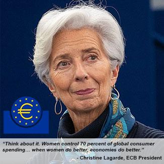Quote: Christine Lagarde, ECB