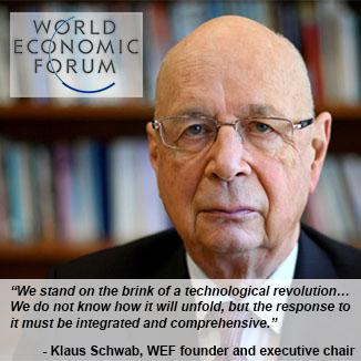 Quote: Klaus Schwab, WEF