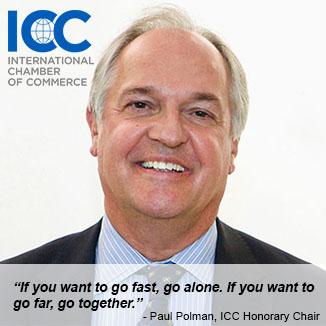 Quote: Paul Polman, ICC