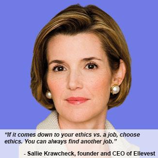 Quote: Sallie Krawcheck, Ellevest
