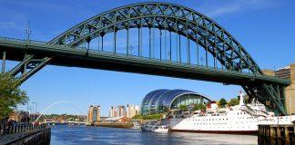 Tyne Bridge, Newcastle-upon-Tyne