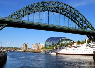 Tyne Bridge, Newcastle-upon-Tyne