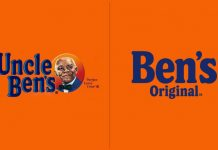 Uncle Ben's rebranding